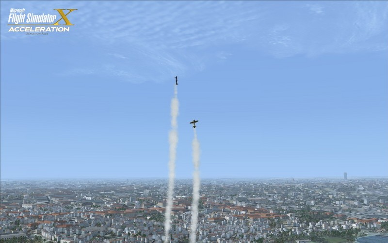 Flight Simulator X: Acceleration Expansion Pack for PC Games image
