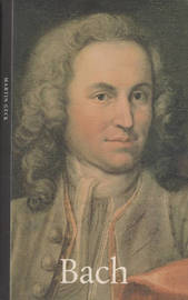 Bach by Martin Geck image