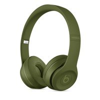 Beats by Dre Solo3 - Wireless On-Ear Headphones (Turf Green)