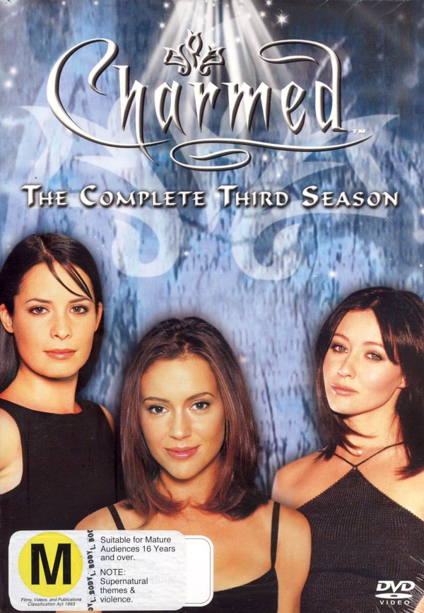 Charmed - Complete 3rd Season on DVD image