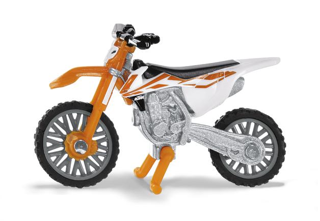 Siku: KTM SX-F 450 Motorbike
