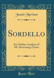 Sordello by Jeanie Morison image