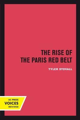 The Rise of the Paris Red Belt by Tyler Stovall image