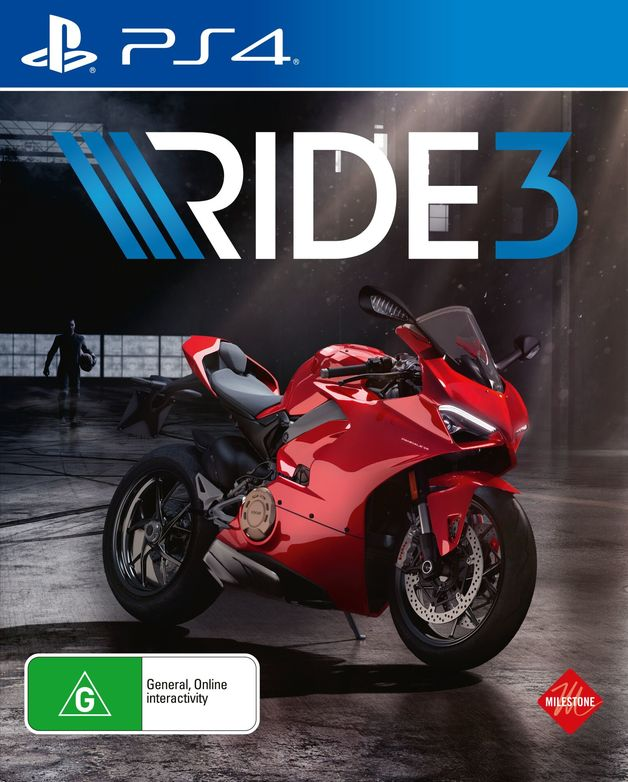 RIDE 3 for PS4