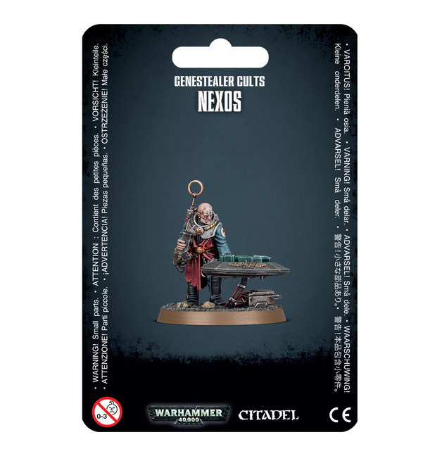 Warhammer 40,000 Genestealer Cults Nexos