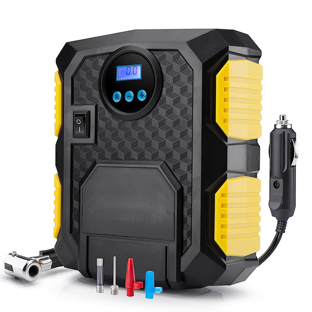 Ape Basics: Digital Tire Inflator