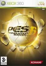 Pro Evolution Soccer 6 for Xbox 360