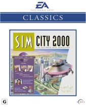 Sim City 2000 for PC Games