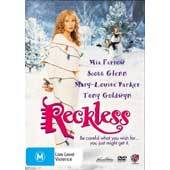 Reckless on DVD