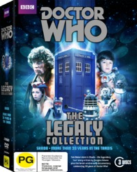 Doctor Who - The Legacy Collection Box Set on DVD