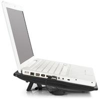Deepcool N1 Notebook Cooler (Black) image