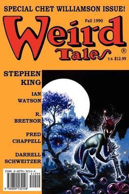Weird Tales 298 (Fall 1990) image