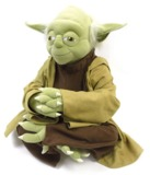 "Star Wars: 19"" Yoda - Plush"