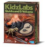 4M: Kidzlabs - Quicksand & Volcano