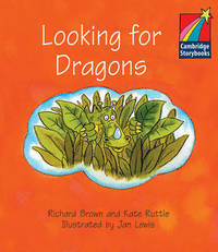 Looking for Dragons ELT Edition by Richard Brown image