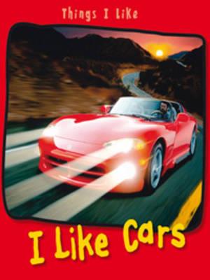 I Like Cars by Angela Aylmore image