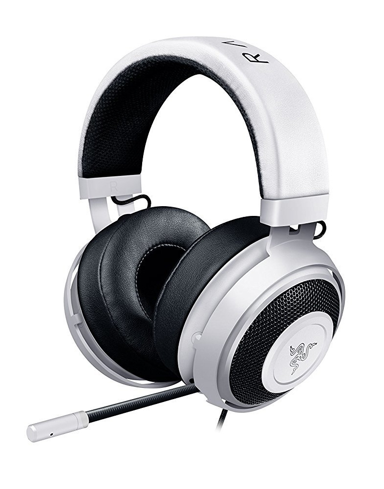 Razer Kraken Pro V2 Gaming Headset (White) for  image