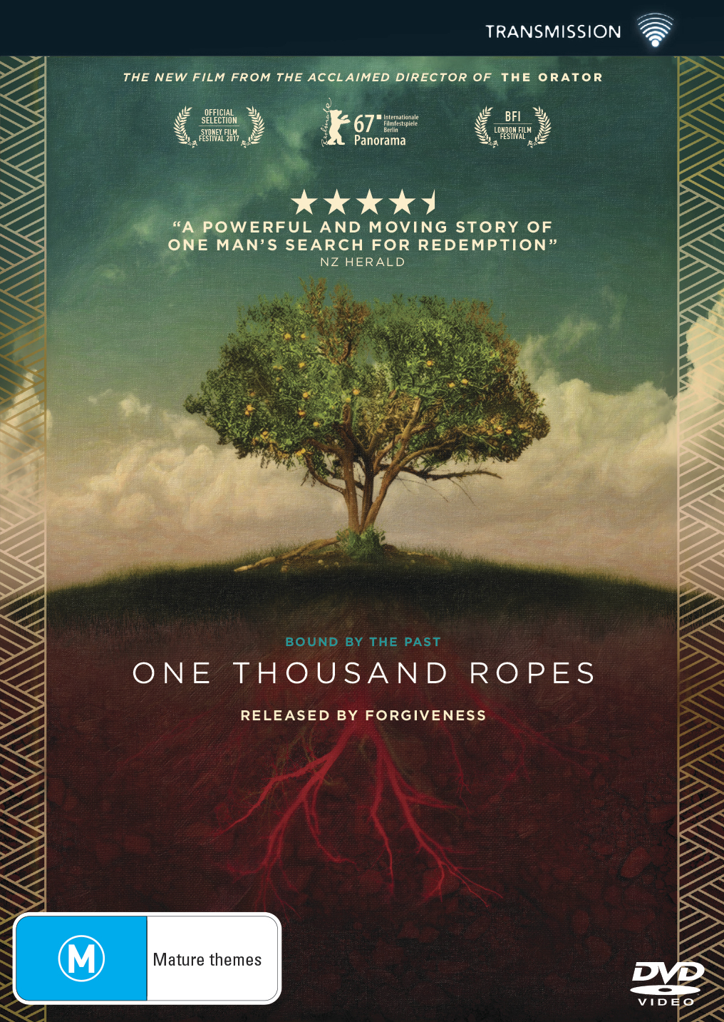 One Thousand Ropes on DVD image