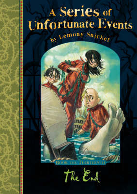 The End by Lemony Snicket image