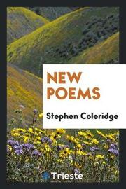 New Poems by Stephen Coleridge image