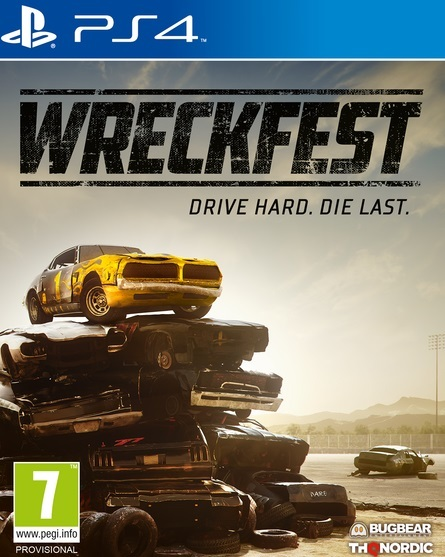 Wreckfest for PS4