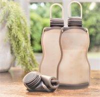 Haakaa: Silicone Multifunctional Milk Storage Bag - 260ml (5 Pack)