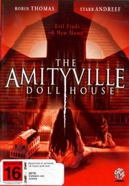 Amityville Dollhouse on DVD image