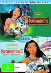 Pocahontas / Pocahontas II: Journey To A New World (2 Disc Set) on DVD