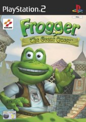 Frogger: The Great Quest for PS2
