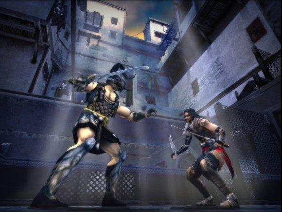 Prince of Persia 3: The Two Thrones for PC image