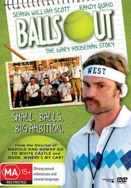 Balls Out: The Gary Houseman Story on DVD