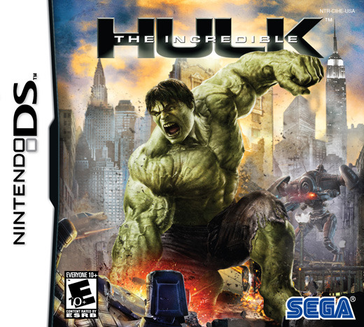 The Incredible Hulk for Nintendo DS