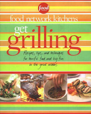 Get Grilling by Jennifer Dorland Darling