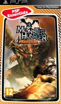 Monster Hunter Freedom (Essentials) for PSP