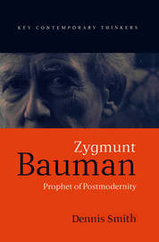 Zygmunt Bauman by Dennis Smith image