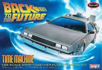 Back to the Future Time Machine 1/25 Snap Model Kitset