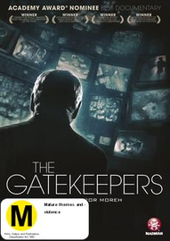 The Gatekeepers on DVD