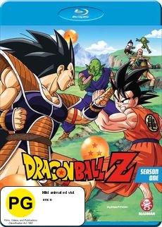 Dragon Ball Z - Season 1 on Blu-ray image