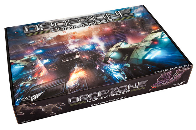 Dropzone Commander: 2-Player Starter Set