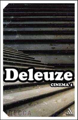 Cinema 1 by Gilles Deleuze