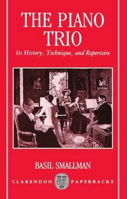 The Piano Trio by Basil Smallman image
