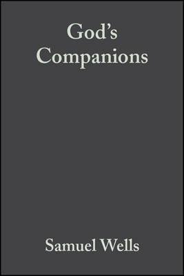 God's Companions by Samuel Wells image