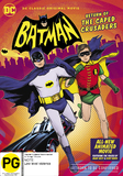 Batman: Return of the Caped Crusaders on DVD