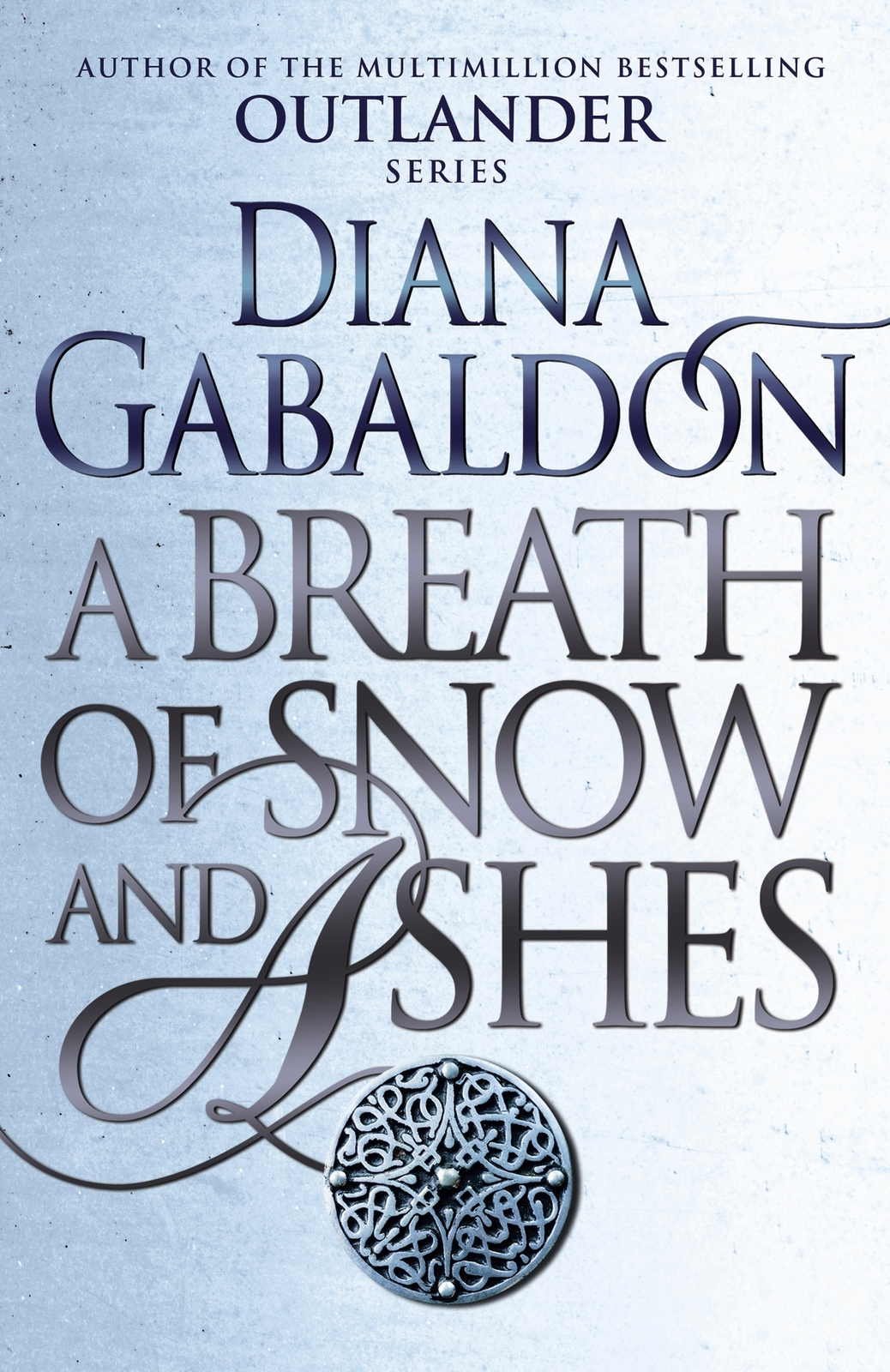 A Breath Of Snow And Ashes by Diana Gabaldon image