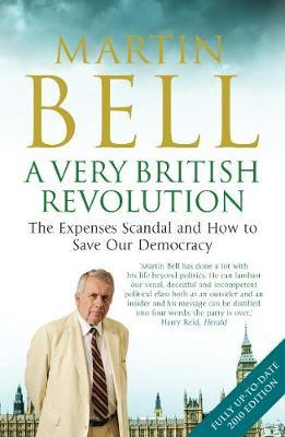A Very British Revolution by Martin Bell image