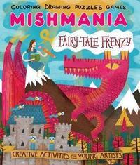Fairy-Tale Frenzy by Little Bee Books