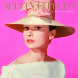 Audrey Hepburn 2018 Square Wall Calendar