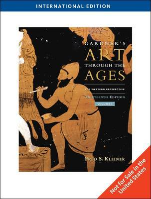 Gardner's Art Through the Ages, Volume I International Edition (with Art Study and Timeline Printed Access Card) by Fred Kleiner (Boston University) image