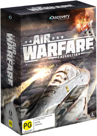 Air Warfare Collection on DVD