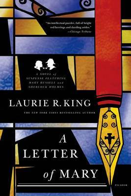 A Letter of Mary by Laurie R King image